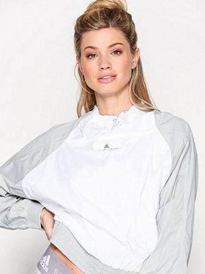 Sportkläder - Adidas by Stella McCartney Run Swatshirt Vit