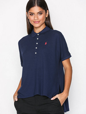 Polo Ralph Lauren Shortsleeve Polo Knit Navy