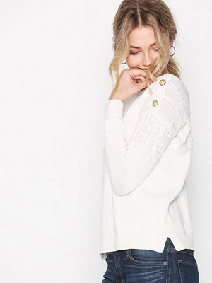 Lauren Ralph Lauren Malinda Sweater Cream