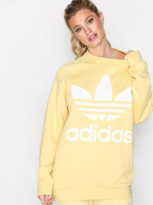 Adidas Originals Oversized Sweat Gul