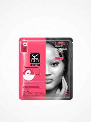 Ansikte - K-Glo Firming Coconut Bio-Cellulose Sheet Mask Transparent