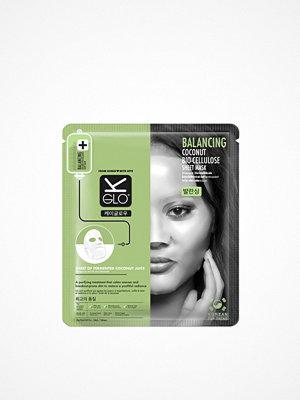 K-Glo Balancing Coconut Bio-Cellulose Sheet Mask Transparent