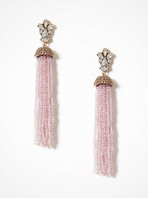 Vero Moda örhängen Vmella Pearl Earrings Lila