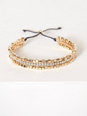 NLY Accessories armband Chain Adjust Bracelet Gold