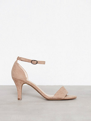 Pumps & klackskor - Bianco Low Basic Sandal Nougat