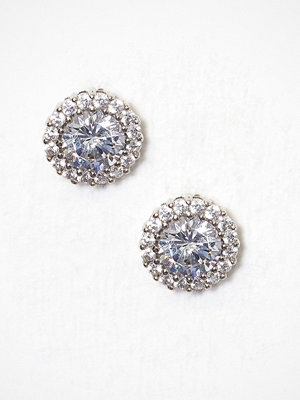 NLY Accessories örhängen Pave Stud Crystal Earring Crystal
