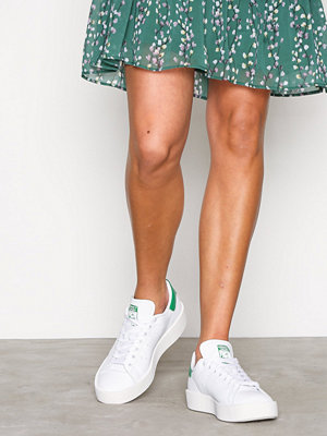 Adidas Originals Stan Smith Bold W Vit/Grön