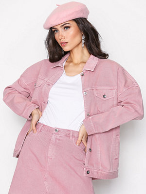 Vero Moda Vmolivia Ls Oversized Color Jacket Rosa