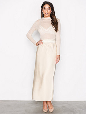 Filippa K Floaty Maxi Skirt Bone