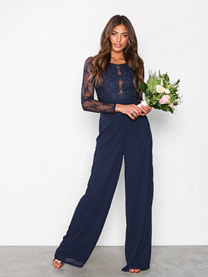 Jumpsuits & playsuits - NLY Eve Whenever Jumpsuit Navy