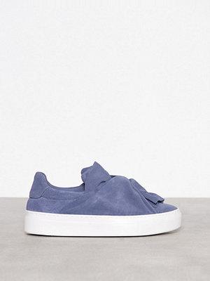 Sneakers & streetskor - Bronx Byardenx Blå