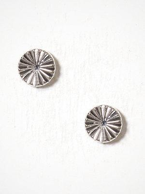 Pieces smycke Pcmalina Earstuds Pb Silver