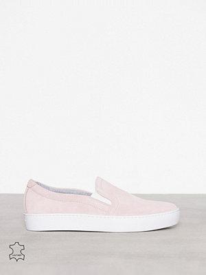 Sneakers & streetskor - Vagabond Zoe Slip-On Milkshake