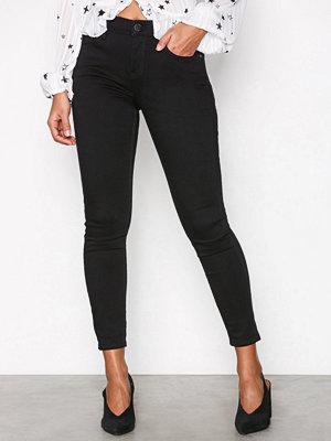 River Island Amelie Super Skinny Jeans Black