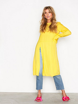NLY Trend High Slit Dress