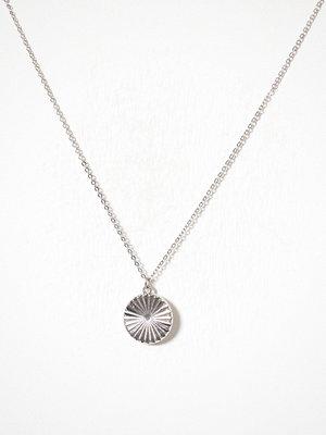 Pieces halsband Pcmalina Necklace Pb Silver