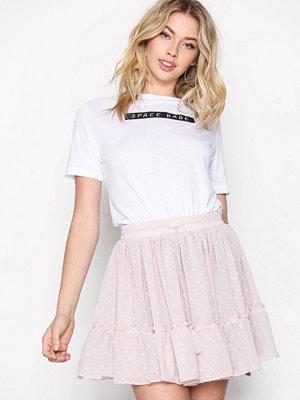 Glamorous Tassel Skirt Lilac