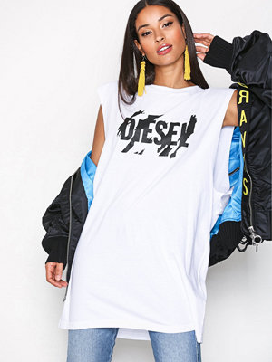 Diesel T-Lucas-Co-A Singlet Bright White