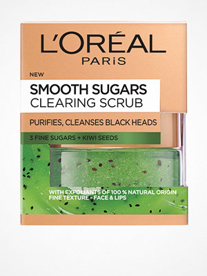 Ansikte - L'Oréal Paris Smooth Sugar Scrub Clearing