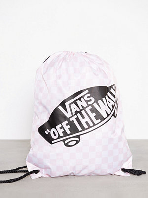 Vans vit ryggsäck Benched Bag Rosa