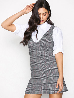 Topshop A-Line Pinafore Dress