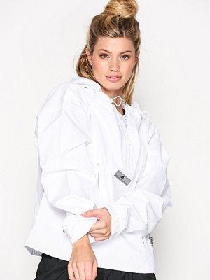 Sportkläder - Adidas by Stella McCartney Rain Jacket Vit