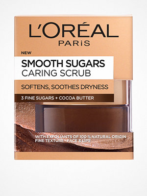 Ansikte - L'Oréal Paris Smooth Sugar Scrub Caring