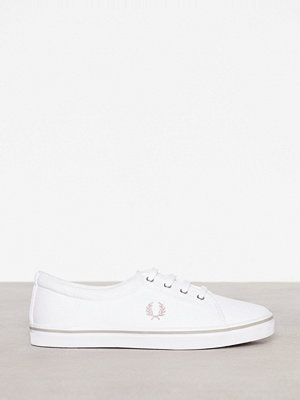 Fred Perry Aubyn Canvas White