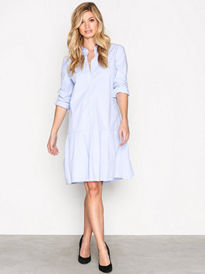 Morris Adeline Shirt Dress Light Blue
