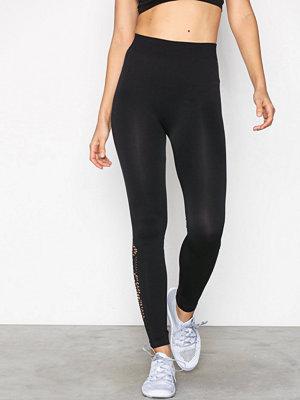 Sportkläder - Only Play onpNABIA Seamless Yoga Tights Svart