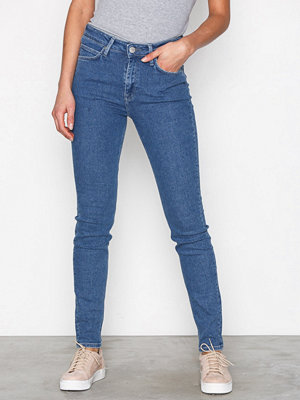 Lee Jeans Scarlett High Mid Stone Denim