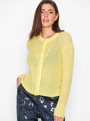 Munthe Twilight Cardigan Yellow