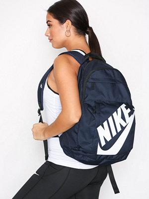 Nike Nk Elmntl Bkpk Mörk Blå