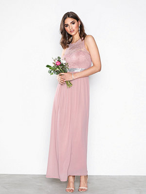 Sisters Point Gondol Dress Dusty Rose