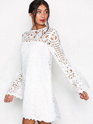 By Malina Callisto Dress White