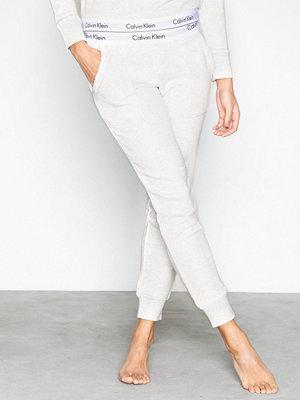 Pyjamas & myskläder - Calvin Klein Underwear Jogger Snow