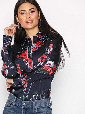 Lauren Ralph Lauren Fanella Longsleeve Shirt Flerfärgad