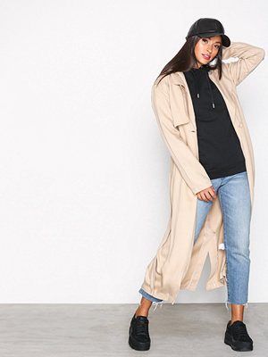 Trenchcoats - Dr. Denim Tanisha Trench Coat Buff Beige