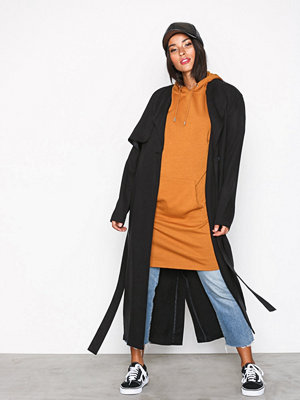 Trenchcoats - Dr. Denim Tanisha Trench Coat Black