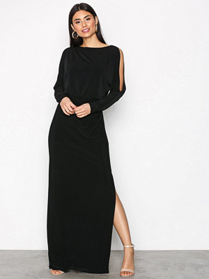 Lauren Ralph Lauren Perina Evening Dress Black