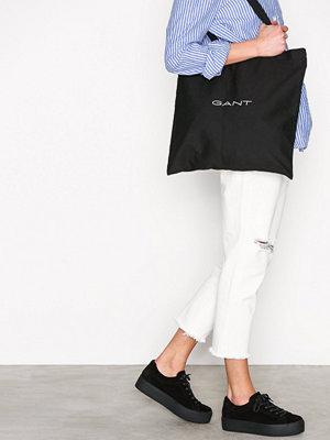 Handväskor - Gant Gant Shopper Black