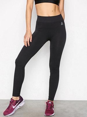 Sportkläder - Reebok Performance Wor Seamless Tight Svart