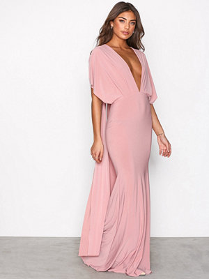 NLY Eve Multiwrap Gown Rose