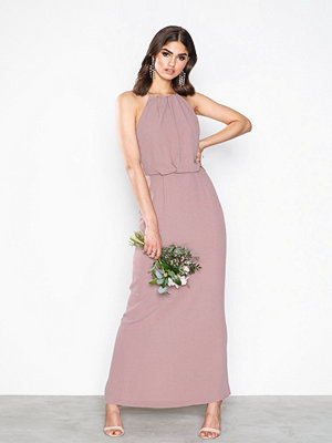 Samsøe & Samsøe Willow dress long 5687 Woodrose