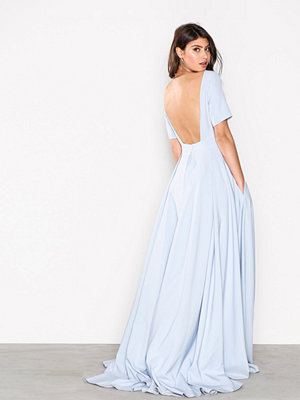 By Malina Lorenza Dress Blue