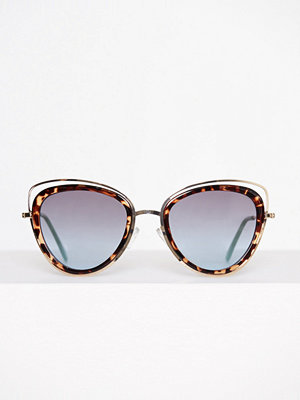 River Island Cat Sunglasses Black