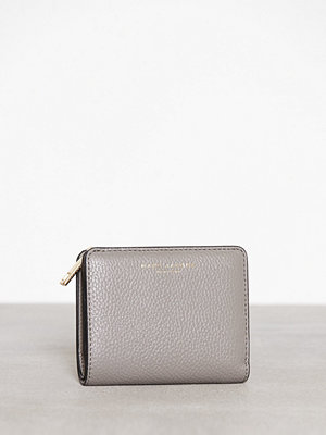 Marc Jacobs Mini Compact Wallet Stone Grey