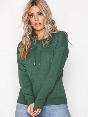 New Look Basic Oversized Hoody Dark Green