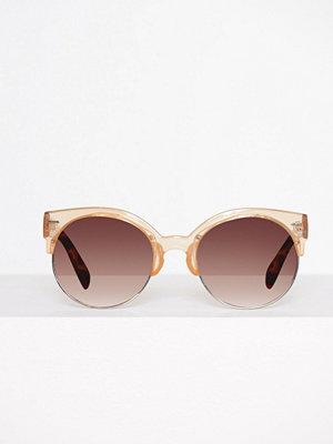 Solglasögon - Vero Moda Vmlove Sunglasses Trend Orange