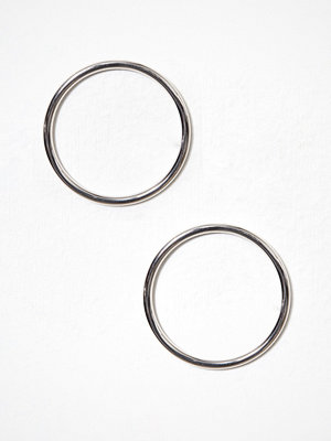 SOPHIE By SOPHIE örhängen Circle Giant Earring Silver